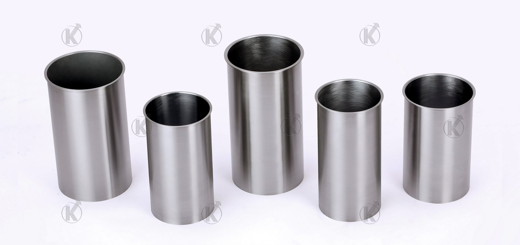 Chrome Steel Sleeves